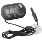 WMA Digital LCD Fish Aquarium Marine Vivarium Thermometer Review